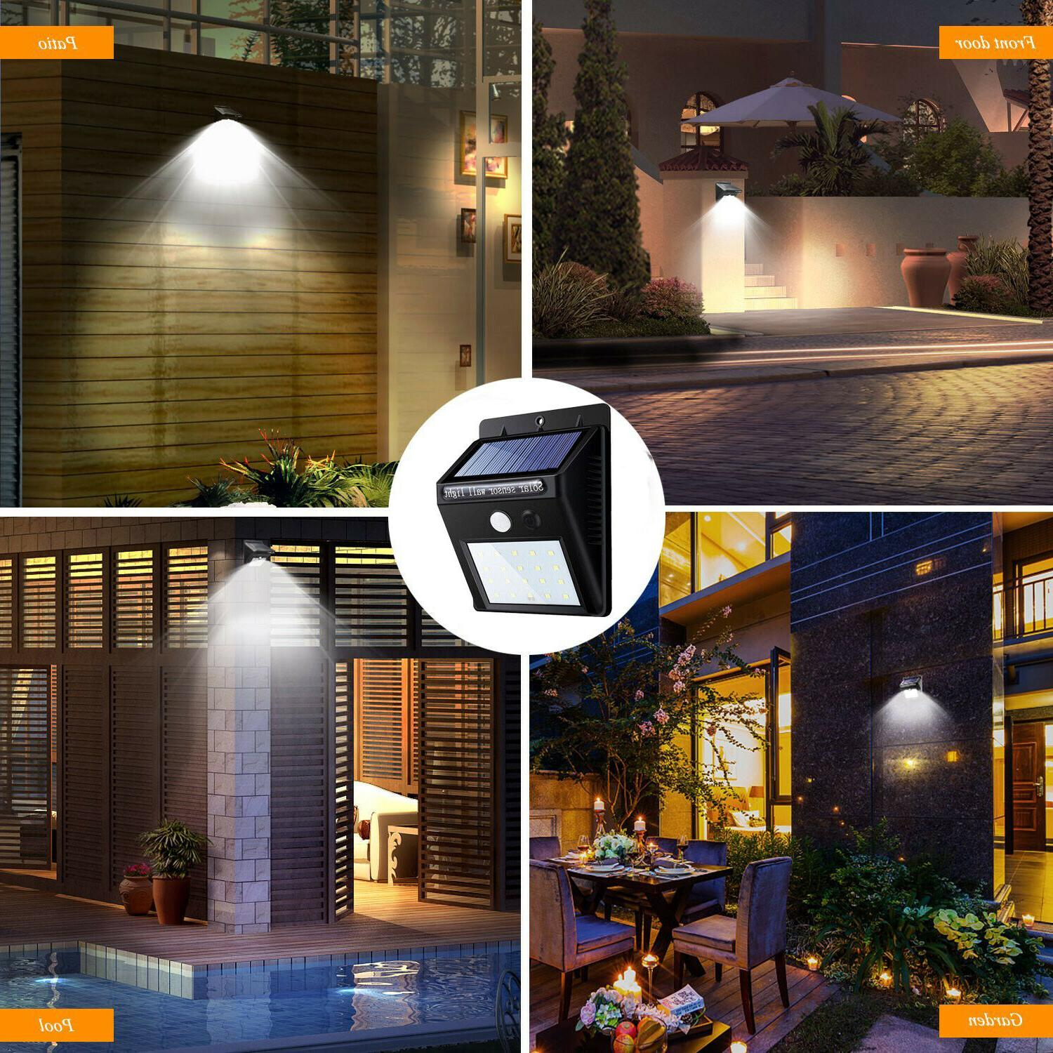 20LED Power Outdoor