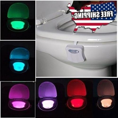toilet night light motion activated