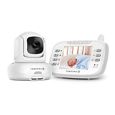 video baby monitor with camera two way