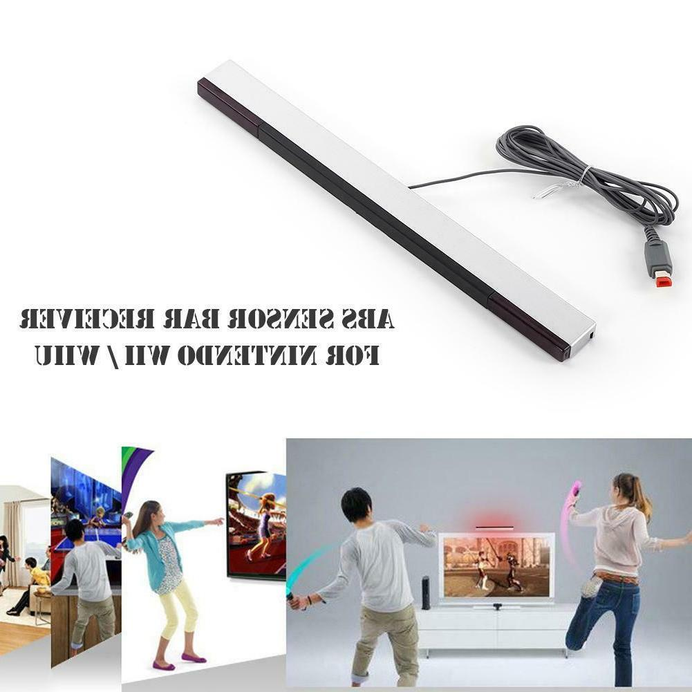 VS2# Wired Motion Receivers ABS Bar w/Holder Nintend