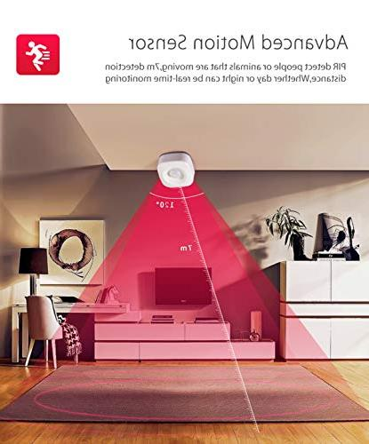 WiFi for Security Alarm with Google