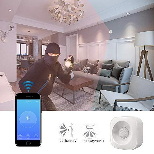 TAOPE Smartthings Motion Operated, Home Alarm