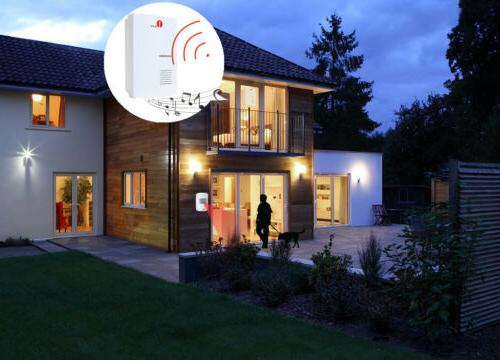 1byone Wireless Doorbell Motion for Security 500ft