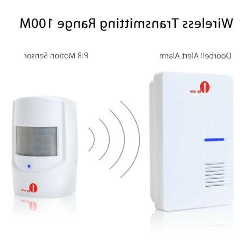 Wireless Security Detector Indoor Wall System