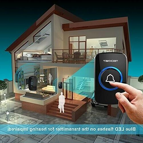 Wireless Intercom HD Video Door Chime Bells