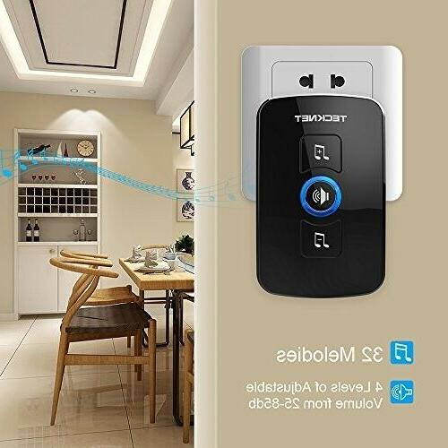 Wireless Intercom HD Door
