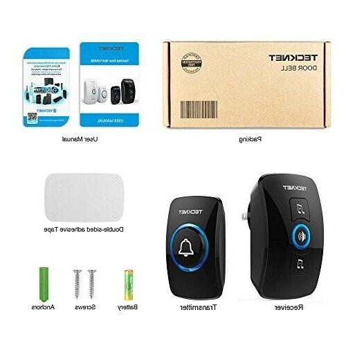 Wireless Doorbell HD Video Door