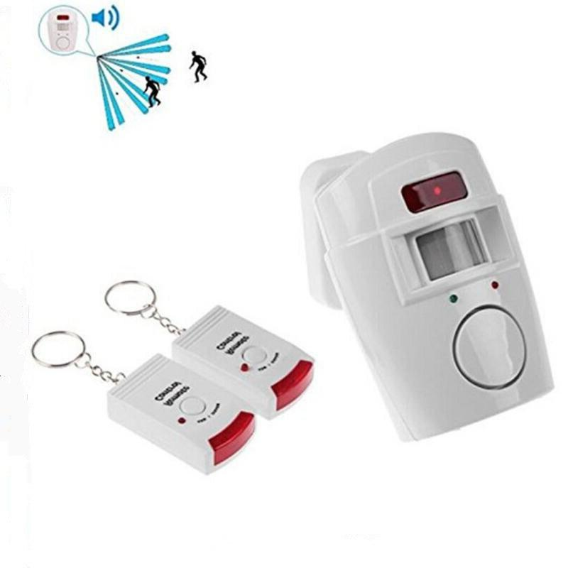 wireless remote controlled mini font b alarm