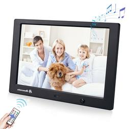 LCD Digital Photo Frame 10.1inch Frame Share Pictures/Videos