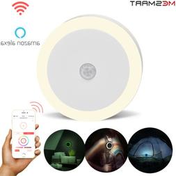 LED Smart Home Sensor Night Light Motion Activated Security