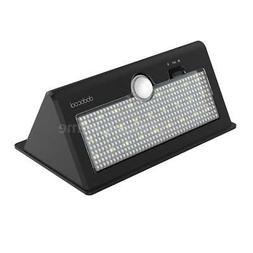 dodocool LED Solar Power Motion Sensor Wall Light Outdoor La
