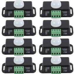 Lot Body Infrared PIR Motion Sensor Switch For LED Light Str