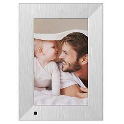 NIX Lux Digital Photo Frame 10 inch X10J, Metal. Electronic