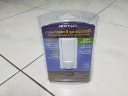 Lutron Maestro MS-OPS2H-WH Occupancy Sensor Switch White