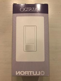 Lutron Maestro Sensor switch, 2A, No Neutral Required, Singl