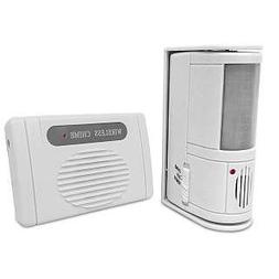 Motion Detector with Remote Alarm