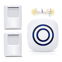 motion sensor alarm wireless doorbell