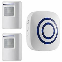 WJLING Motion Sensor Alarm Wireless Driveway Alert Home Secu