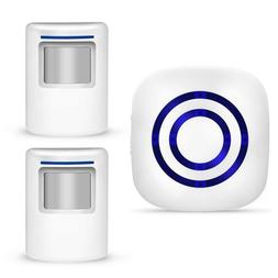 motion sensor doorbell wireless driveway alert home