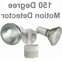 MOTION SENSOR FLOOD LIGHT Indoor Outdoor Dual Yard Barn Lamp