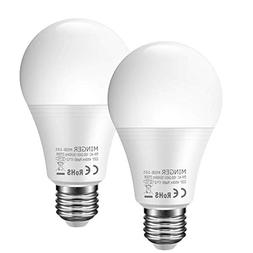 Motion Sensor Light Bulb 5W, 50W Equivalent Smart Bulb Radar