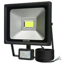 Motion Sensor Security LED Flood Light Outdoor Spot Lamp Gar
