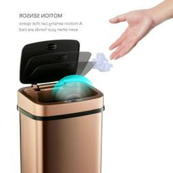 Motion Sensor Trash Can Automatic Touch less Infrared 3.2 Ga
