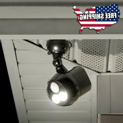 Mr. Beams Wireless Motion Sensing LED UltraBright Spotlight,