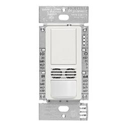 New in box Lutron MS-B102-V-WH Vacancy Dual Technology Senso