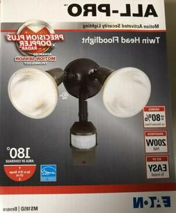 All Pro - MS185D - 200W - Motion Sensor - Bronze - 180 Degre