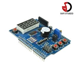 Multifunctional Expansion Board Shield kit Based Learning Fo