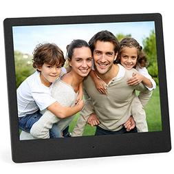 Micca Neo-Series 8-Inch Natural-View Digital Photo Frame wit