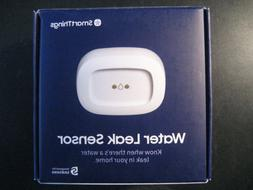 new sealed box samsung smartthings water leak