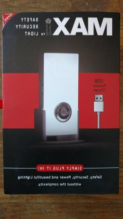 NEW MAX Smart Home MAX-One-HD1a Security Sensors Sound Light