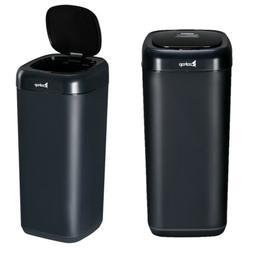 New Touch-Free Motion Sensor Automatic Garbage Trash Can Was