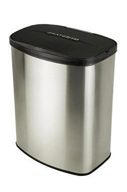 Nine Stars 13.2-Gal Motion Sensor Trash Can