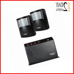 Outdoor 2 Wireless Driveway Long Range Sensors Motion Detect
