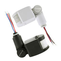 Outdoor DC12V Automatic Infrared PIR Motion Sensor Switch De