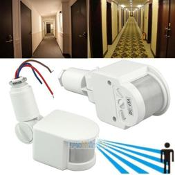 Outdoor DC12V LED Light Infrared PIR Motion Sensor Intellige