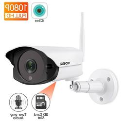 Outdoor Wi Fi Cameras Wireless Security Motion Sensor Detect