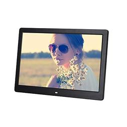 Andoer 17 inch LED Digital Photo Picture Frame Wall Mounted