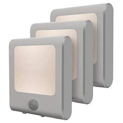 Vintar Plug-in Motion Sensor Led Night Light with Auto Dusk
