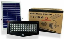 High Power 1000 Lumen Solar Motion LED Flood Light – 10 wa
