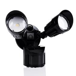 Hyperikon LED Outdoor Security Flood Light with Motion Senso