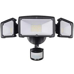 LEPOWER 3500LM LED Security Light, 39W Super Bright Outdoor