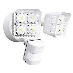 SANSI LED Security Motion Sensor Outdoor Lights, 30W  3400lm