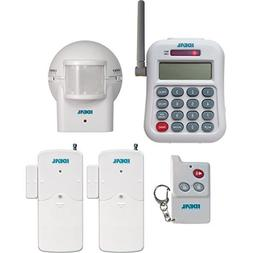 Ideal Security SK633 5 Piece Wireless Expandable Alarm Set w