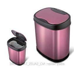 Small Kitchen Office Bath Bedroom Motion Sensor Trash Can Wa