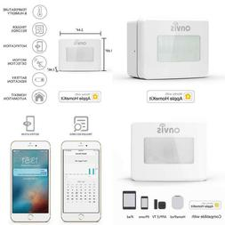 Onvis Smart Motion Sensor Wireless Pir Detector Works With A