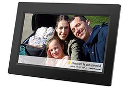 Feelcare 10 Inch Smart WiFi Digital Photo Frame with Touch S